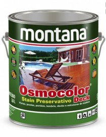 Stain Osmocolor  Castanho UV Deck  3,6ML